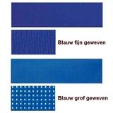 Beukenhouten ligbed met blauwe bekleding (Royal Blue)_